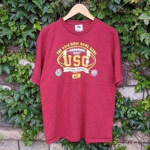 Nike 2007 Rose Bowl USC Trojans t-shirt